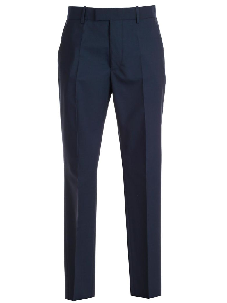 Maison Margiela Tailored Trousers - Blue