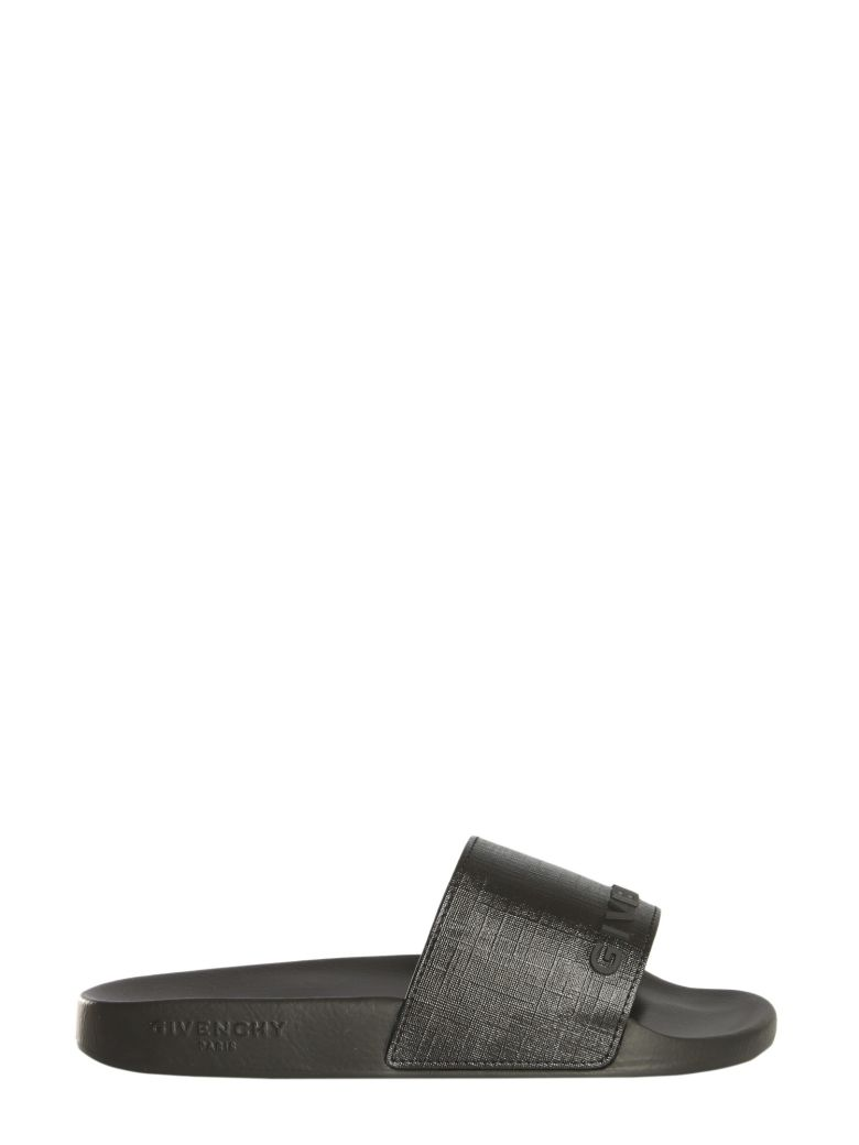 Givenchy Slide Sandals - NERO