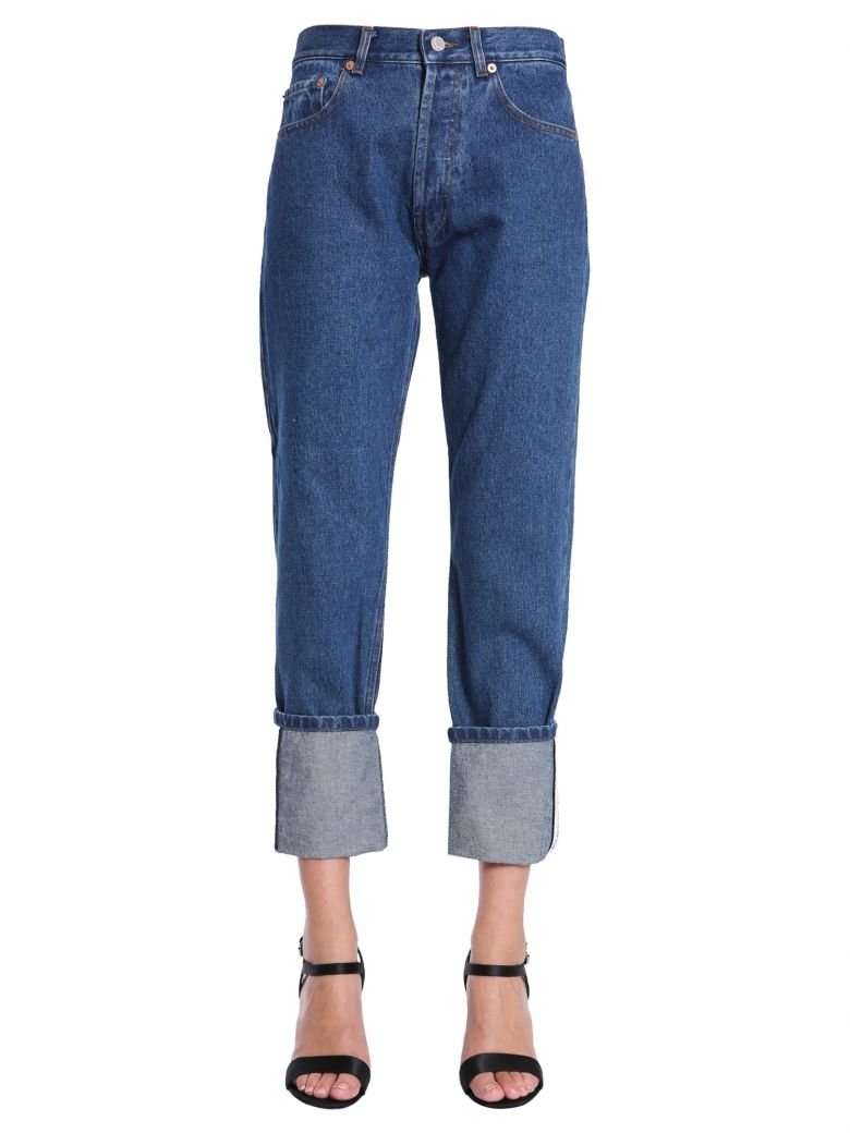 Forte Couture Band Ii Jeans - DENIM