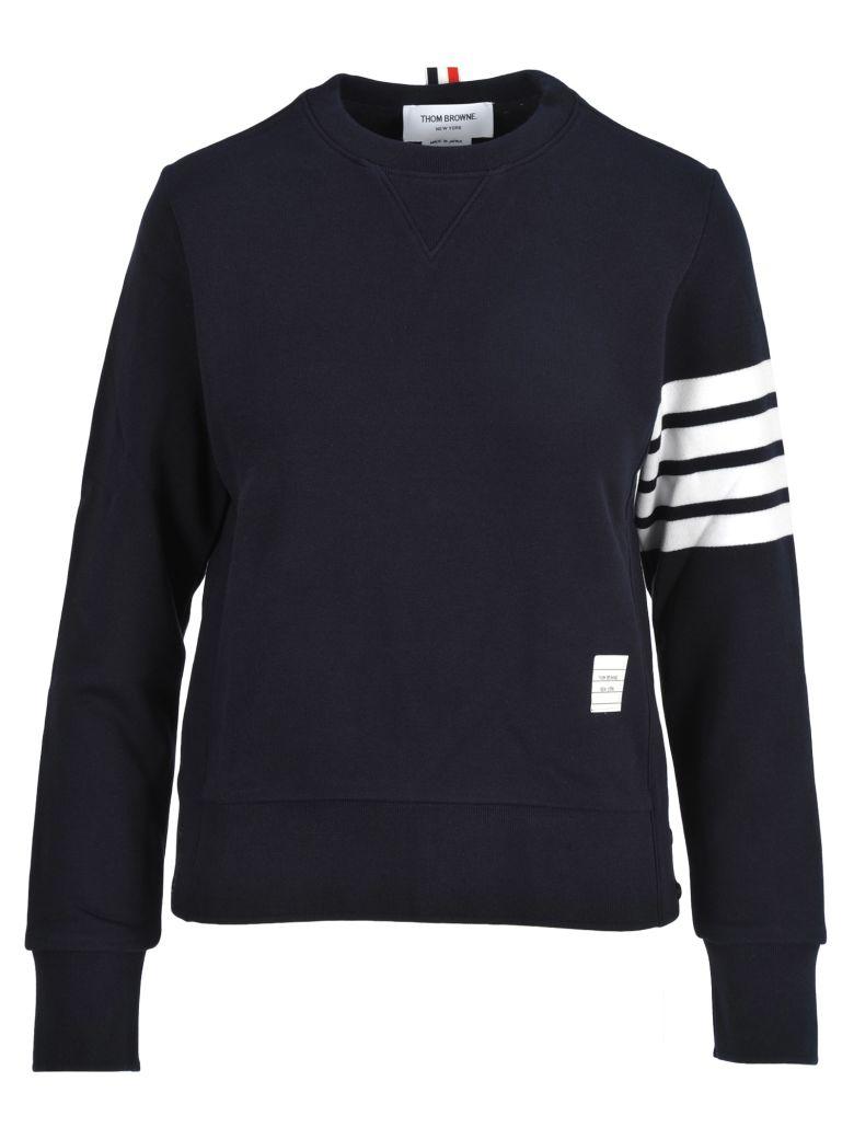 Thom Browne Classic Sweatshirt - Blue