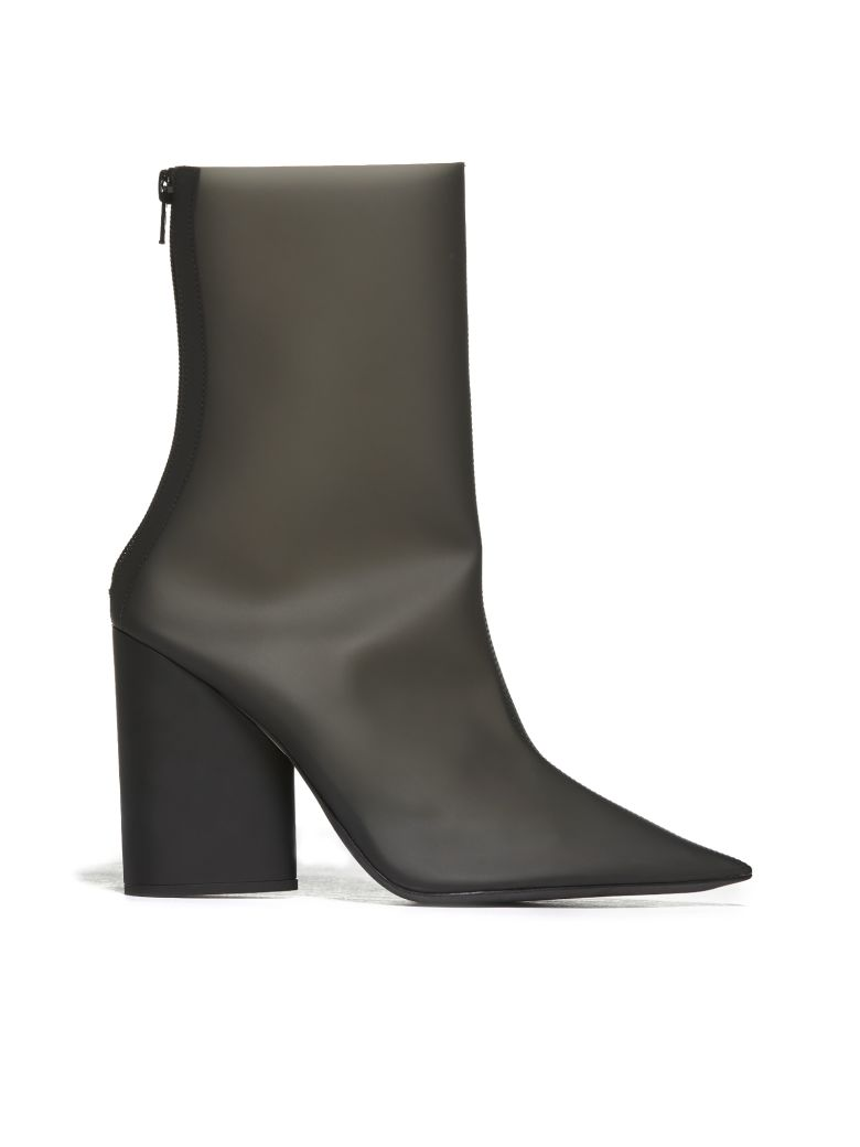 Yeezy Classic Ankle Boots - Nero