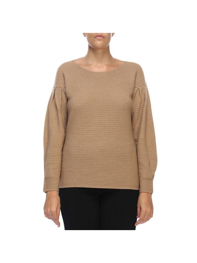 Marina Rinaldi Sweater Sweater Women Marina Rinaldi - camel