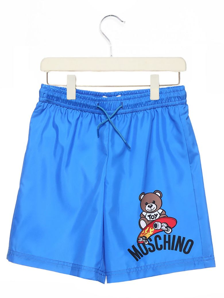 Moschino 'teddy' Swimshorts - Blue