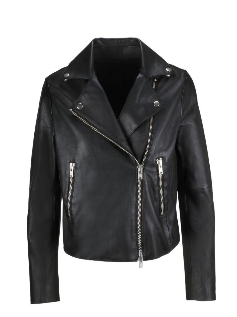 S.W.O.R.D 6.6.44 S.w.o.r.d 6.6.4.4. Classic Biker Jacket - Black