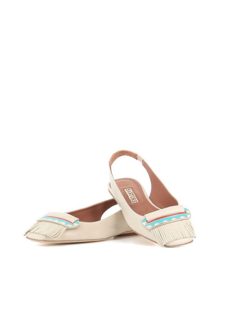 "Sartore Ballerina ""esr3578"" - Cream"
