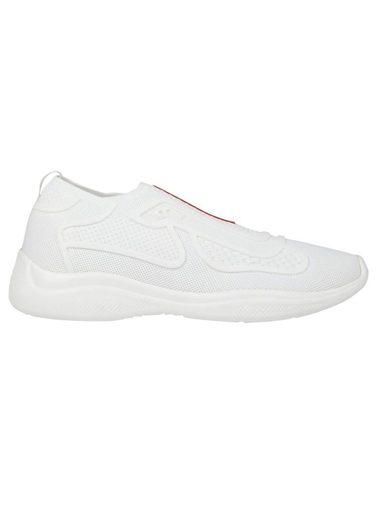 Prada New Americas Sneaker - Bianco