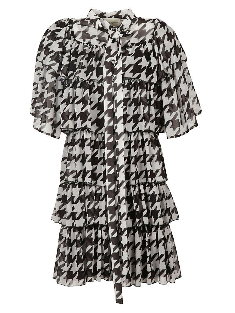 Giuseppe di Morabito Star Print Dress - Black