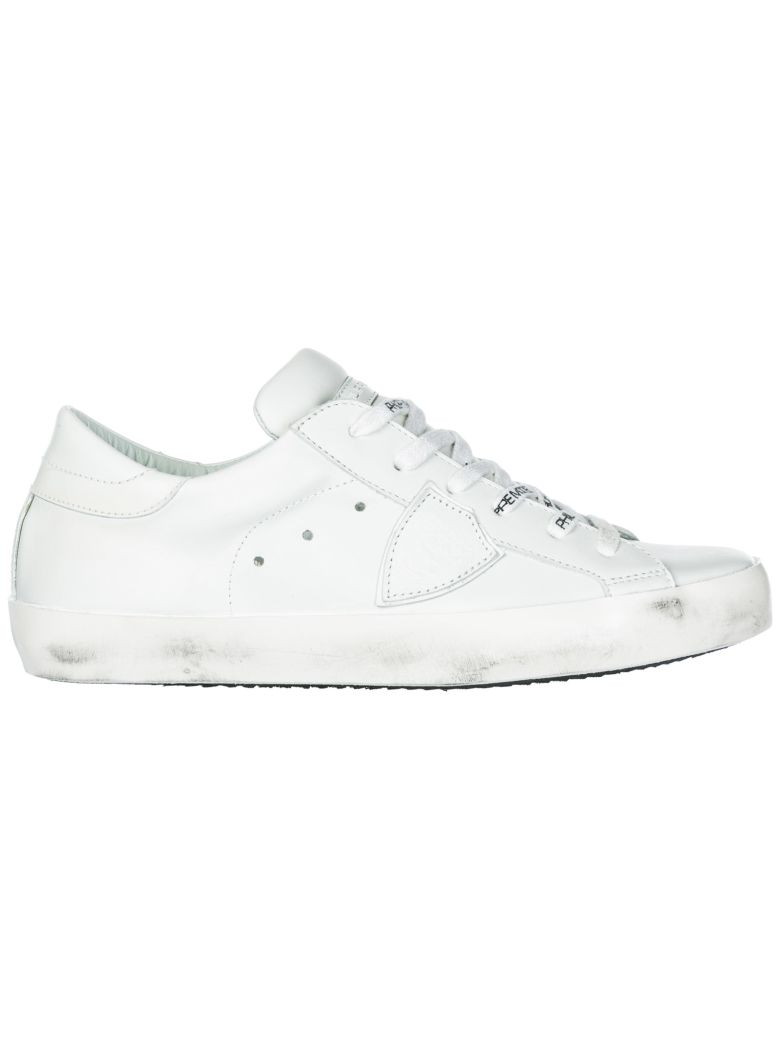 Philippe Model  Shoes Leather Trainers Sneakers Paris - Basic