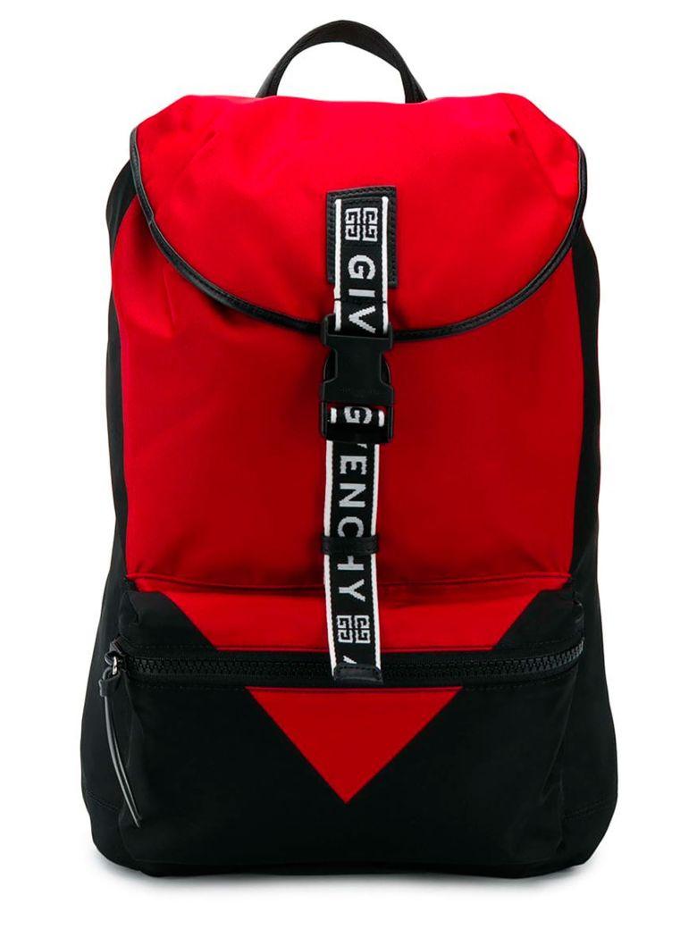 Givenchy Givenchy 4g Foldable Backpack - NERO