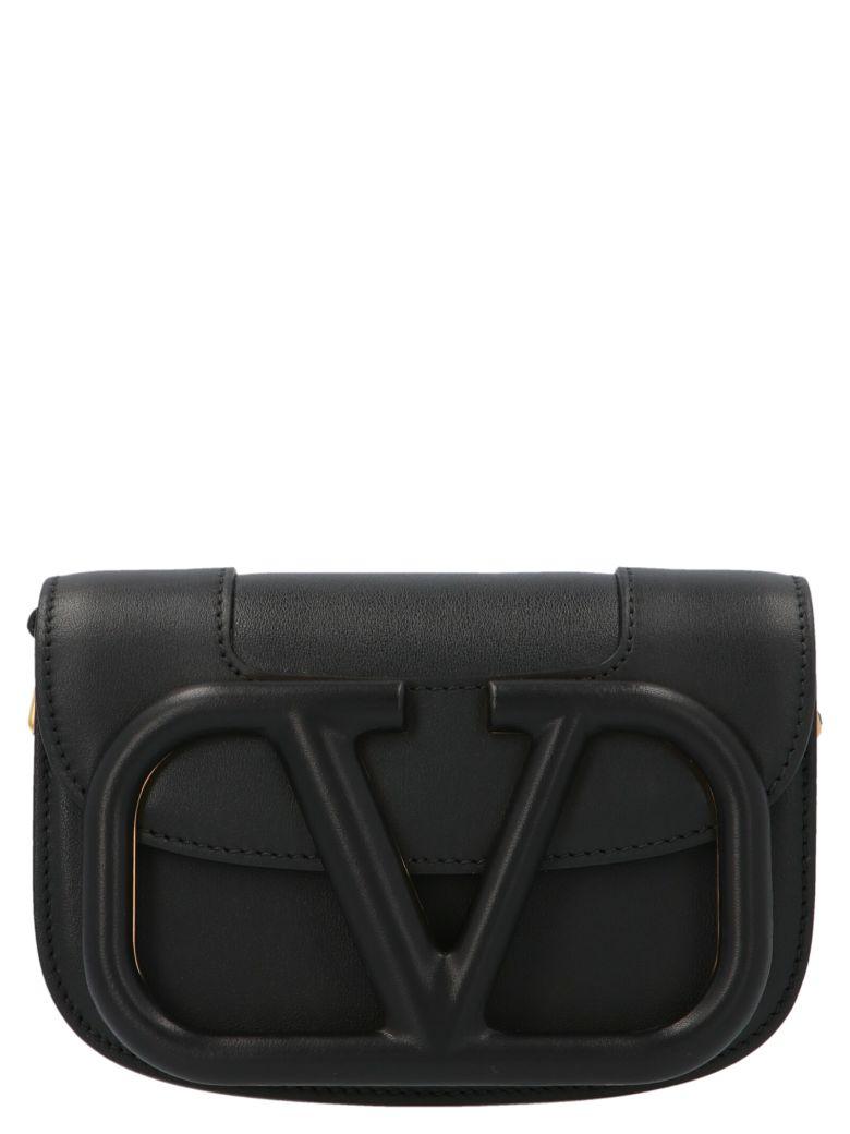 Valentino Garavani 'supervee' Bag - Black