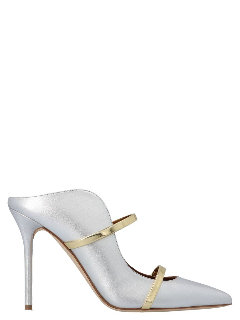 Malone Souliers 'maureen' Shoes - Silver