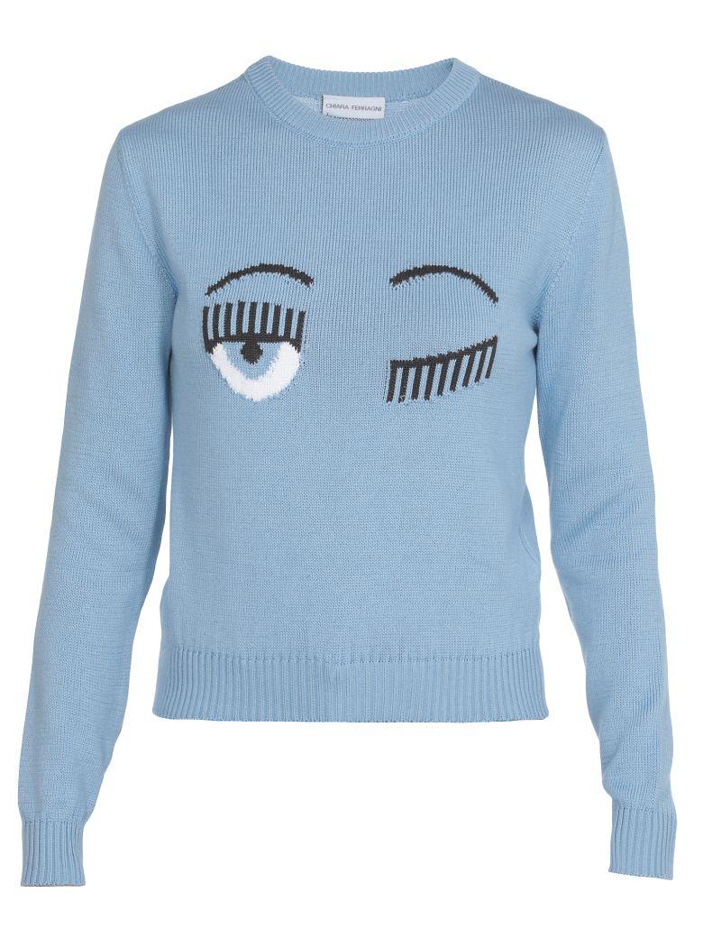 Chiara Ferragni Flirting Sweater - Basic