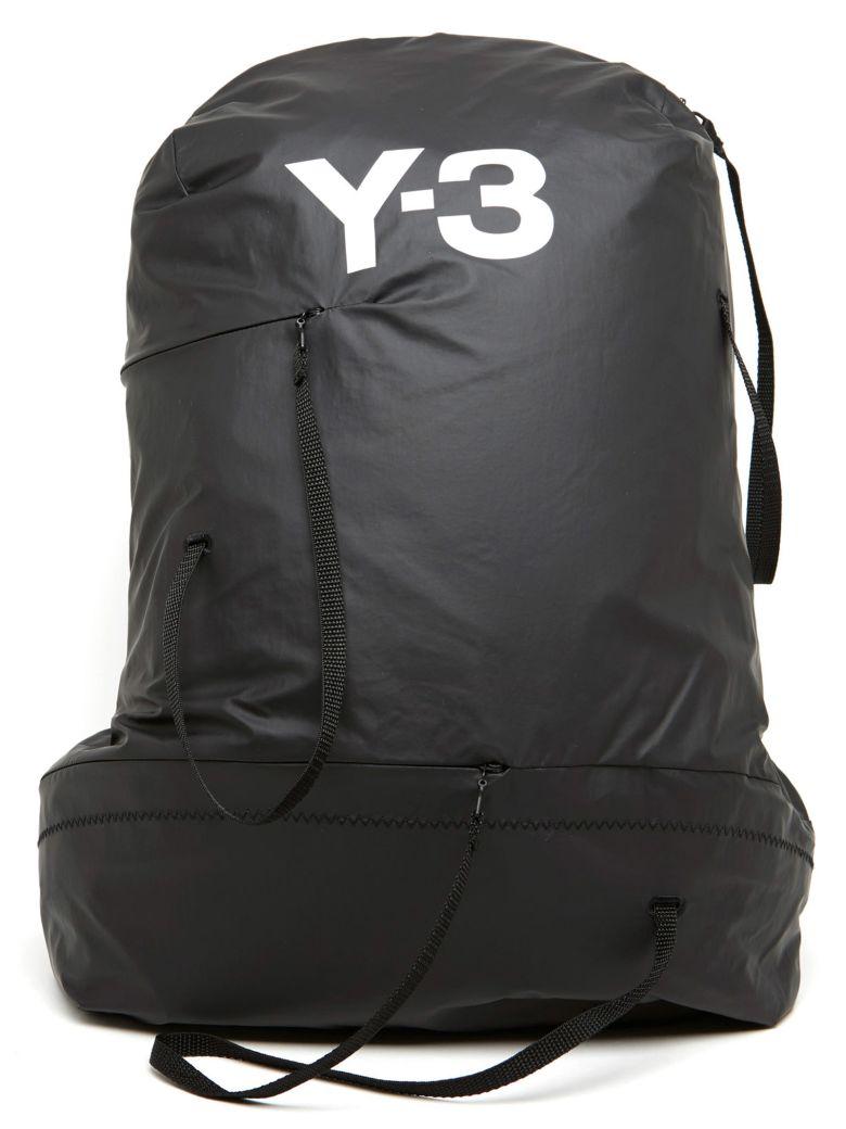 Y-3 'bungee' Bag - Black