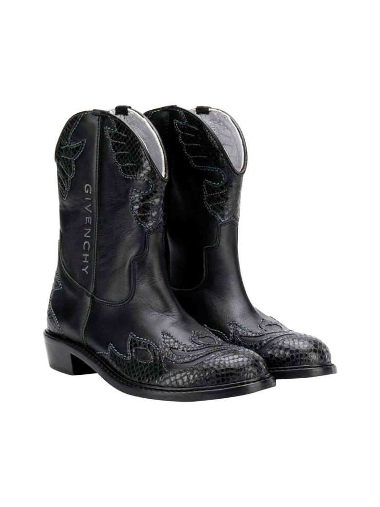 Givenchy Givenchy Black Boots