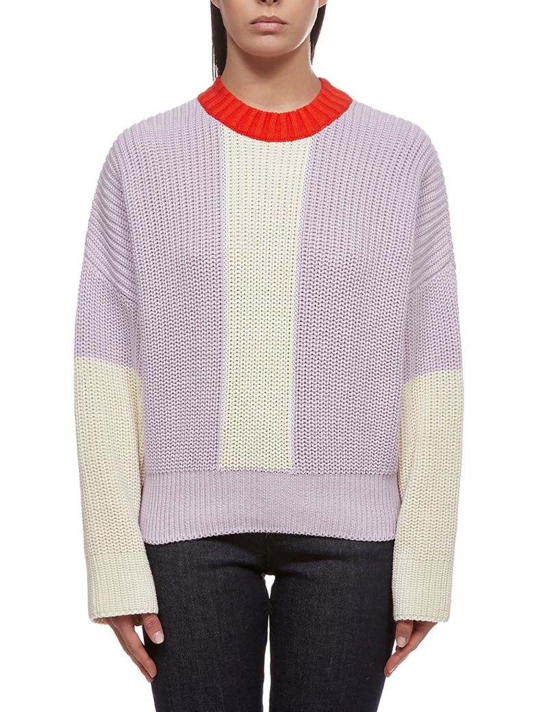Valentine Witmeur Lab Knitted Oversized Sweater - Basic