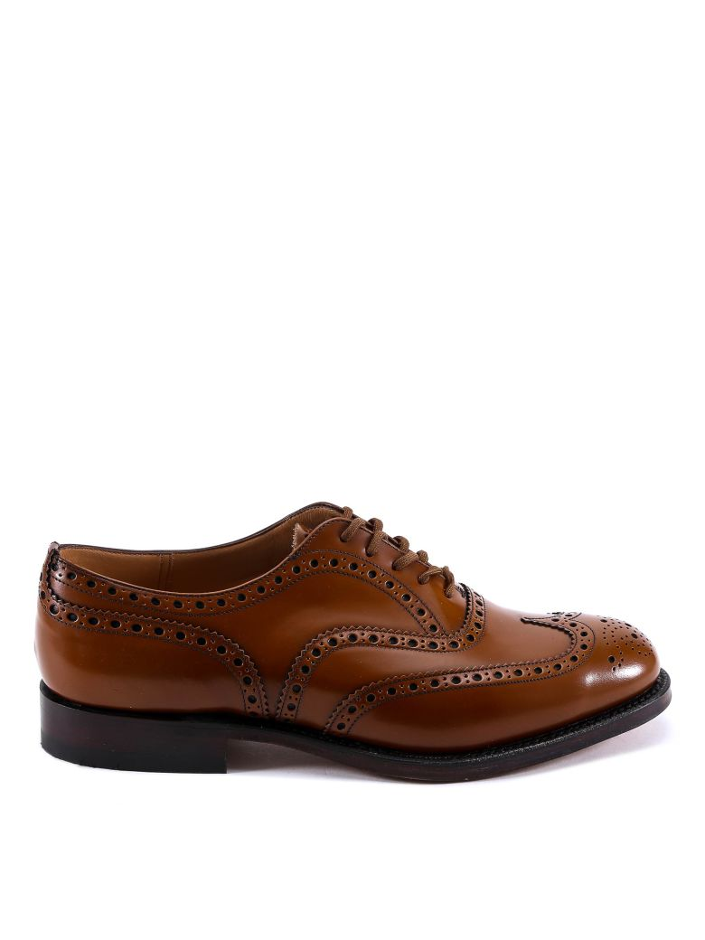 Church's Burwood Lace-up Shoes - Brown