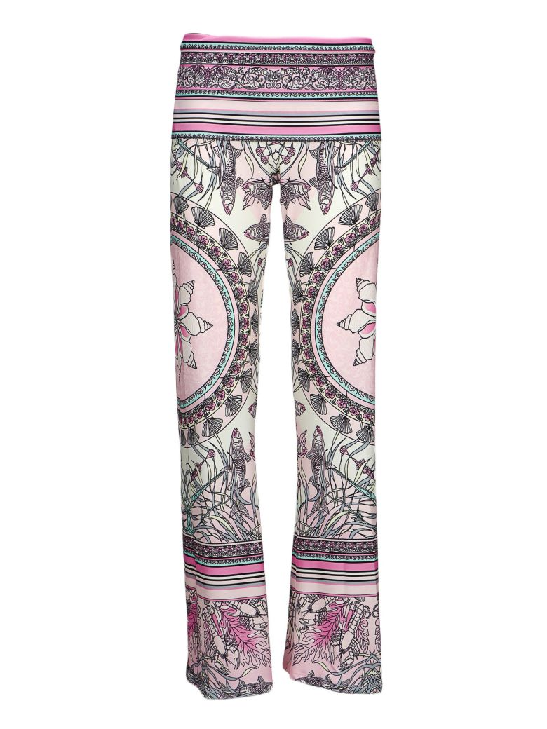Hale Bob Baroque Trousers - Pink