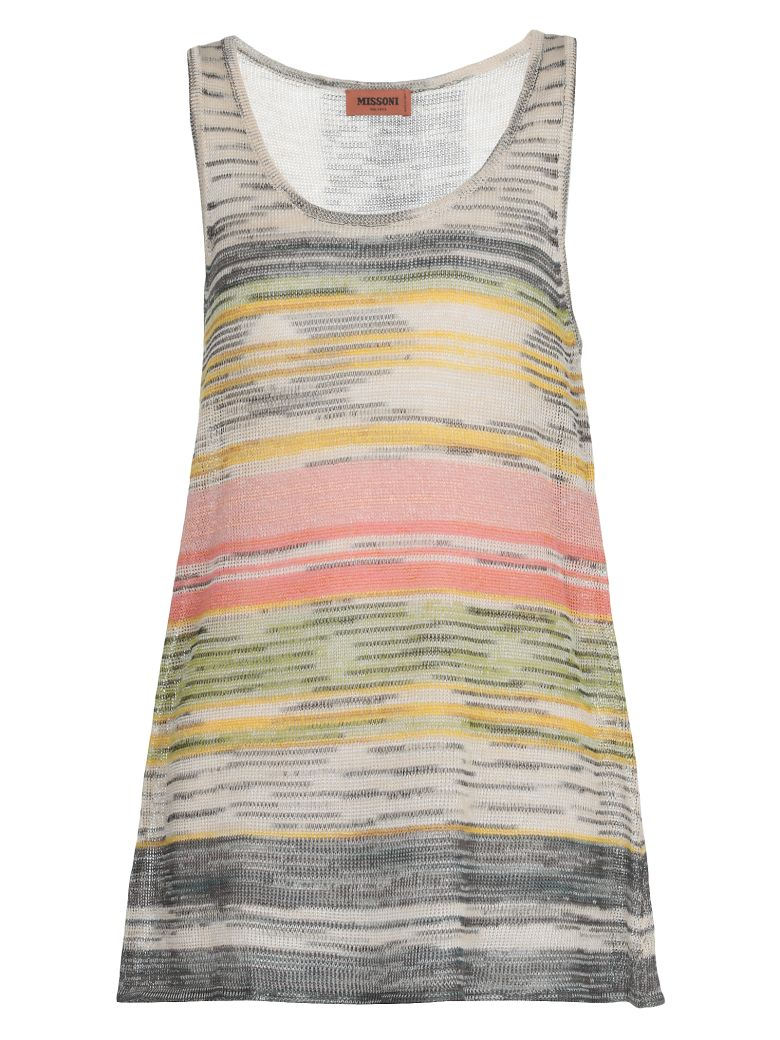 Missoni Knitted Top - Multicolor