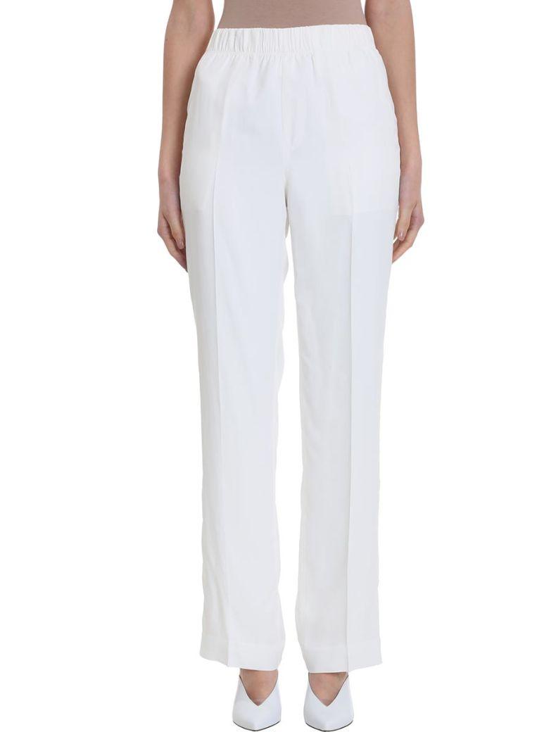 Helmut Lang Pull On Pants - White