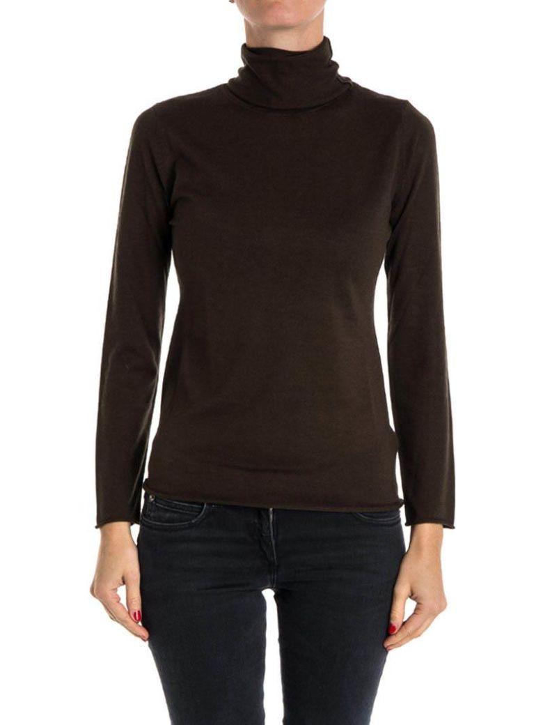 Kangra Kangra Silk And Cashmere Turtleneck Sweater - Basic