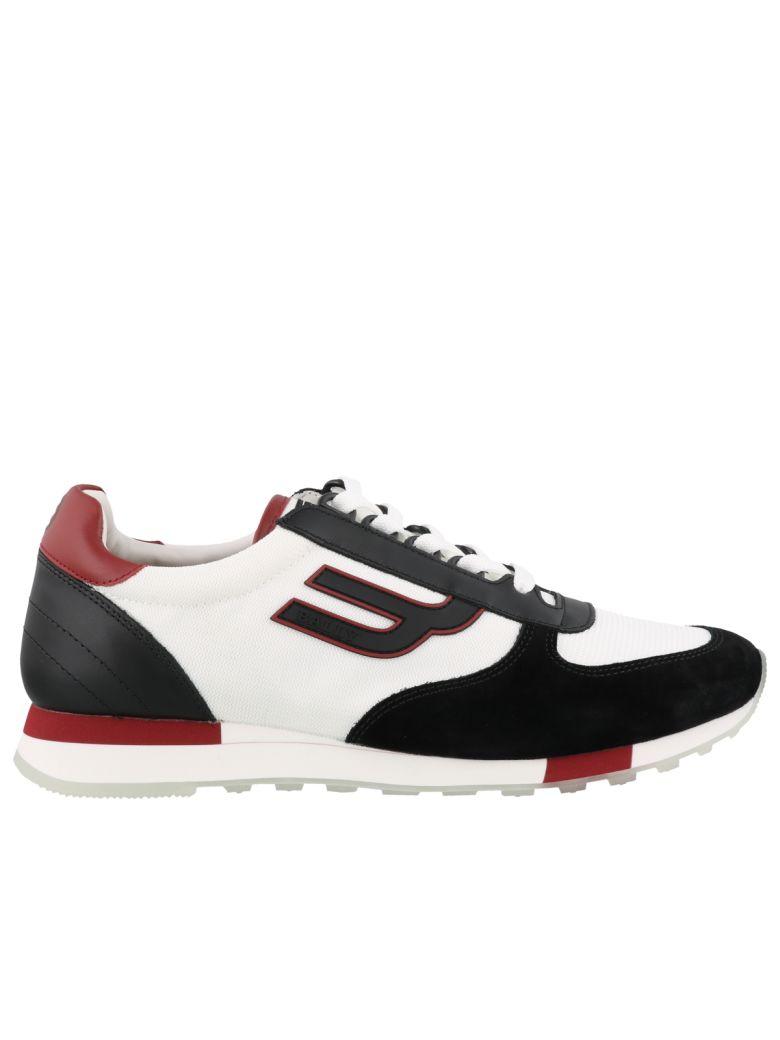 Bally Gavino Sneakers - Black