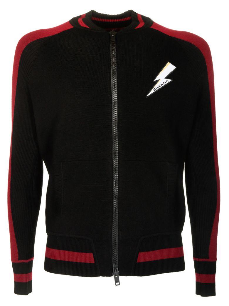 Lighting Jacket: Givenchy Givenchy Lightning Patch Jacket - 10634464