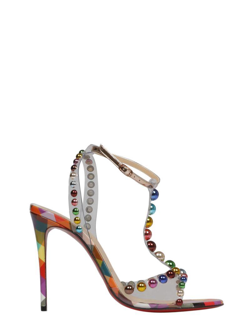 Christian Louboutin Pin Heels Elegant Style Sandals - Basic