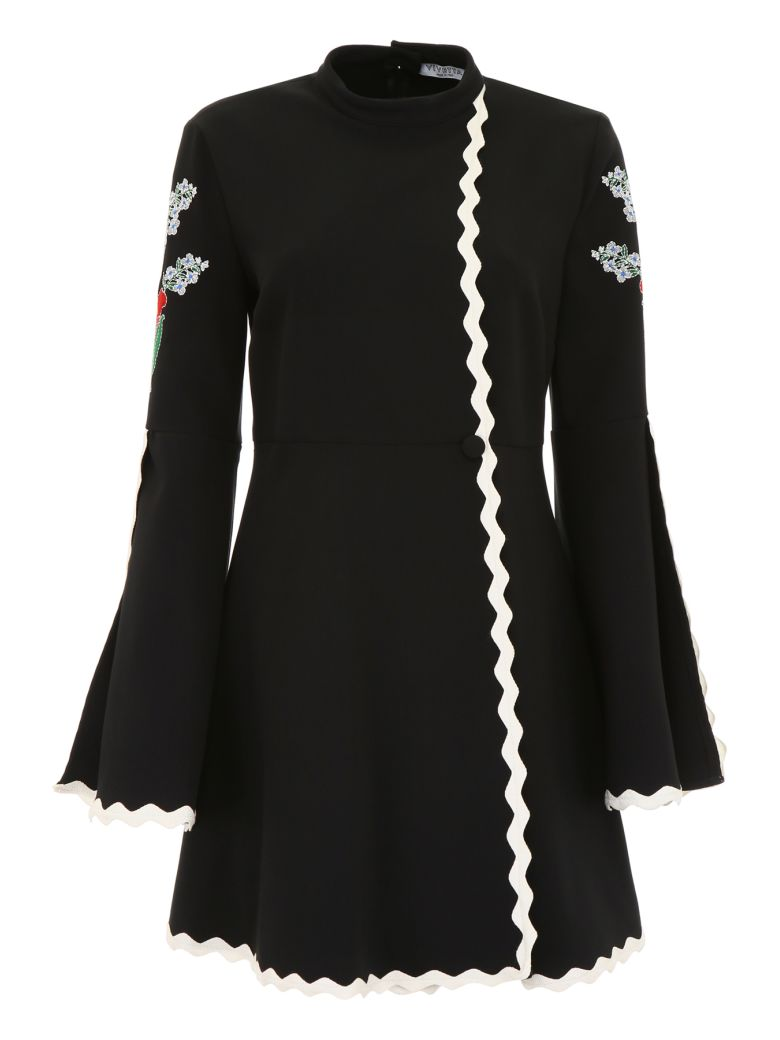 Vivetta Embroidered Isabey Dress - Basic