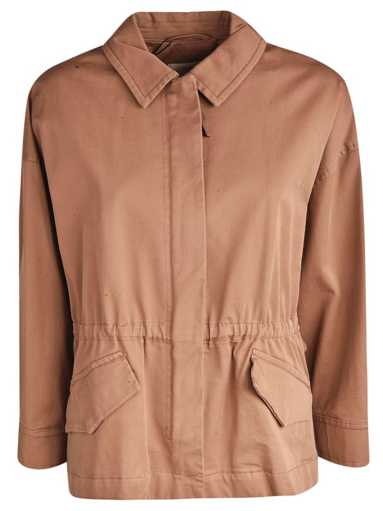 Weekend Max Mara Twill Jacket - Basic