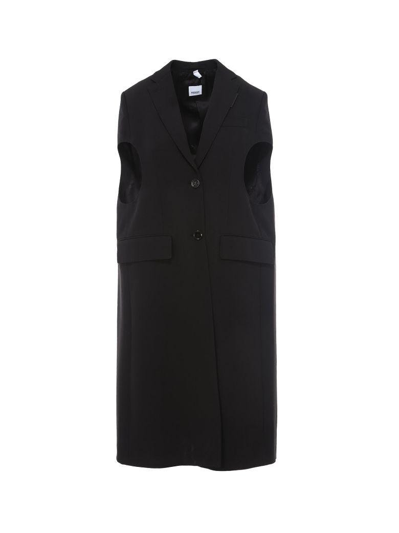Burberry Coat - Black