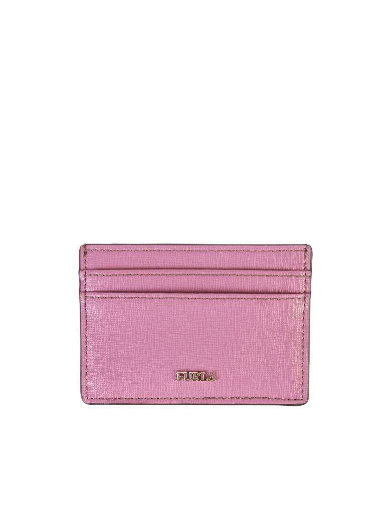Furla Babylon Card Holder - Pink