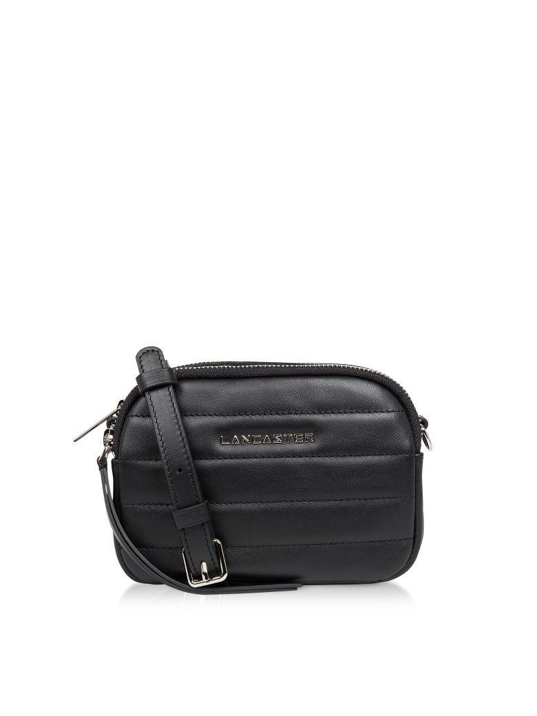 Lancaster Paris Parisienne Couture Mini Crossbody Bag - Black