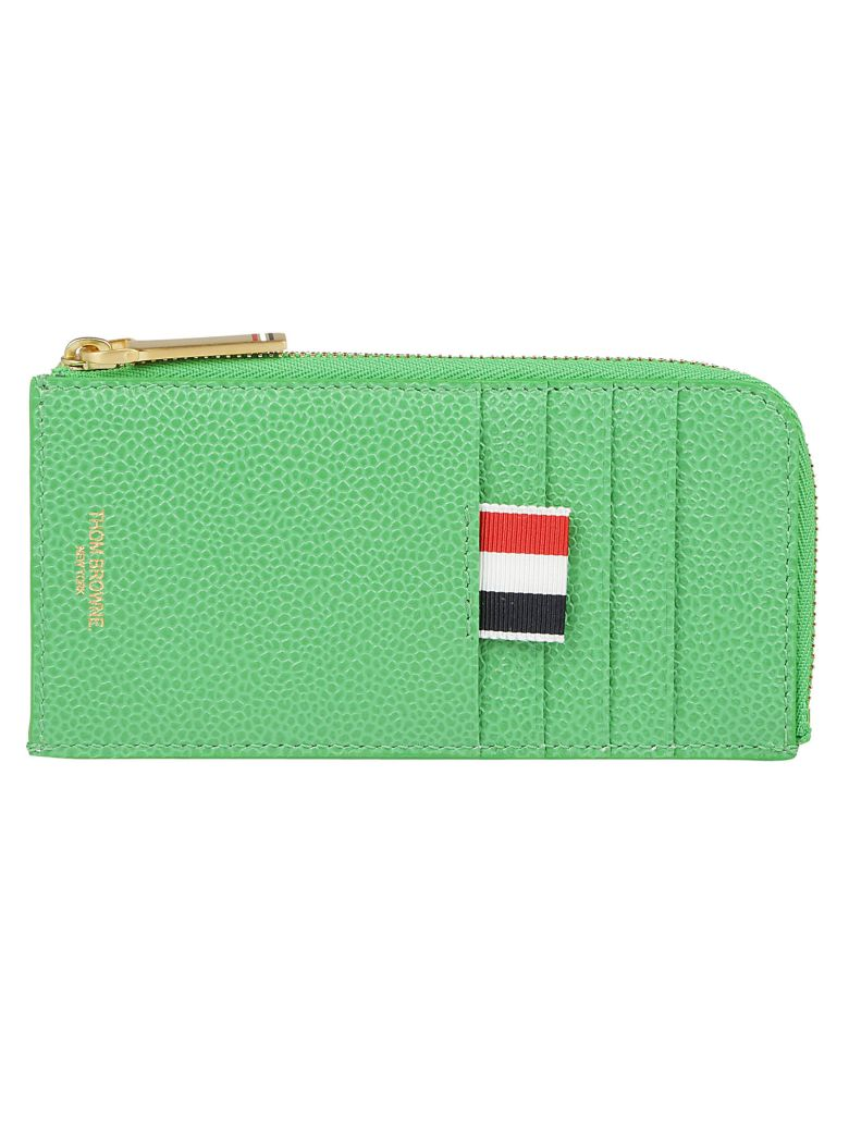 Thom Browne Wallet - Med green