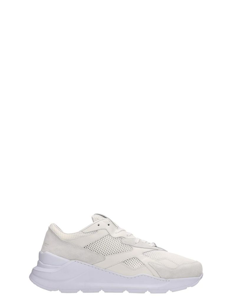 Ih Nom Uh Nit Sneakers WHITE FABRIC SNEAKERS