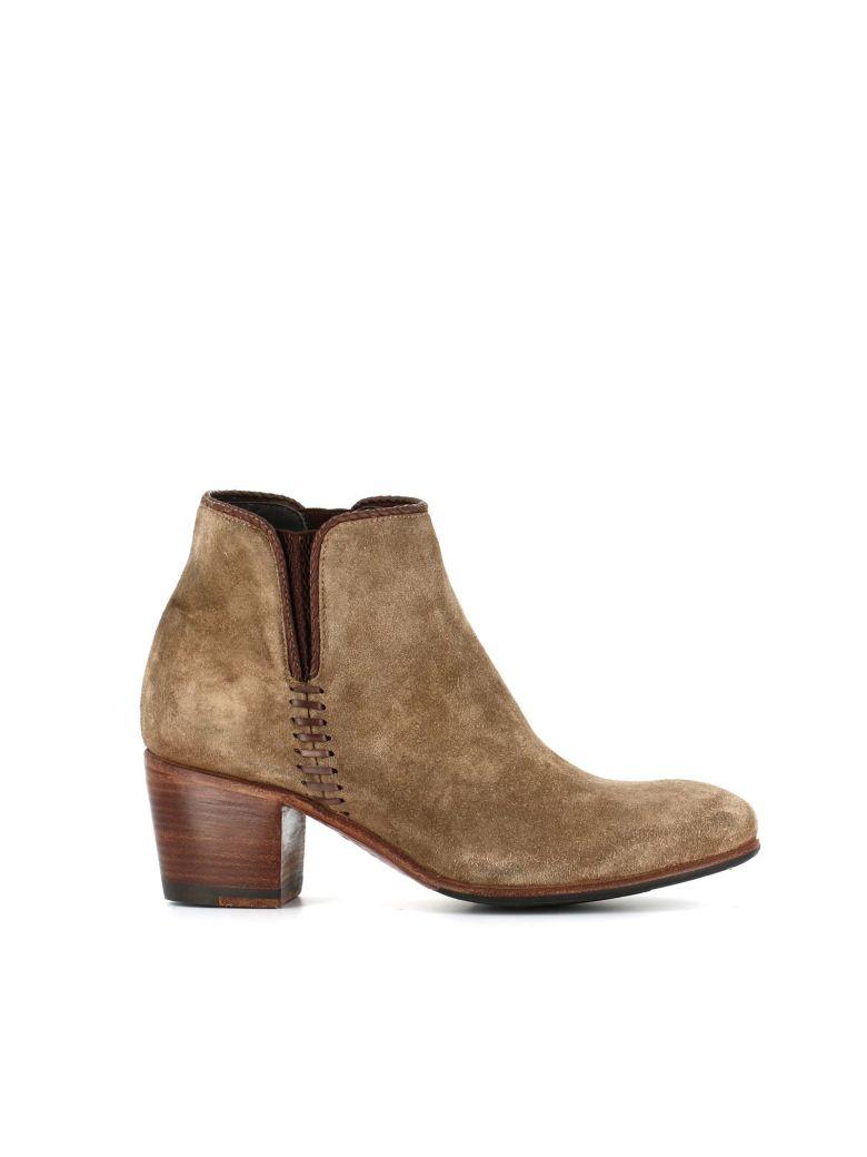 "Alberto Fasciani Ankle Boots ""maya 31044"" - Beige"