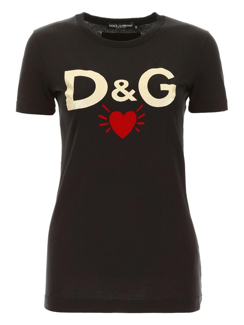 Dolce & Gabbana D&g T-shirt - NERO (Black)