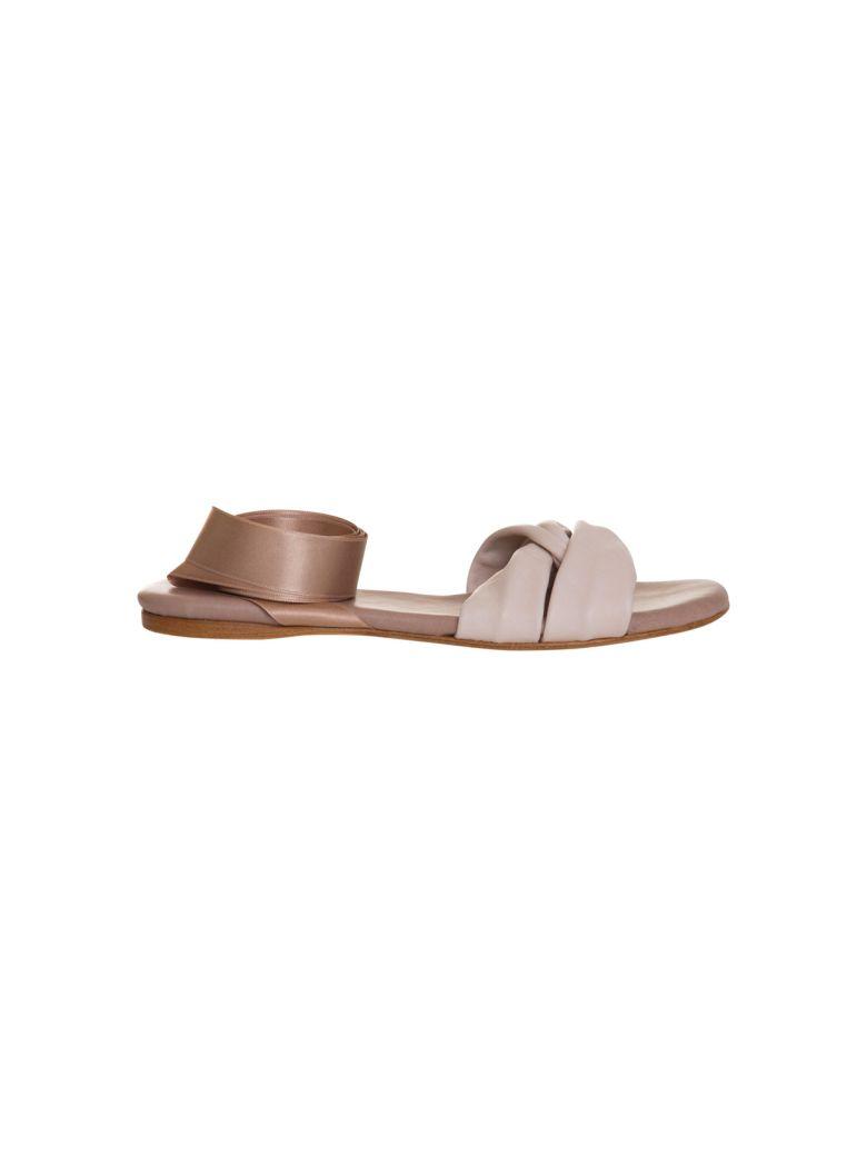 Anna Baiguera Aurora Flat Sandals - ROSA