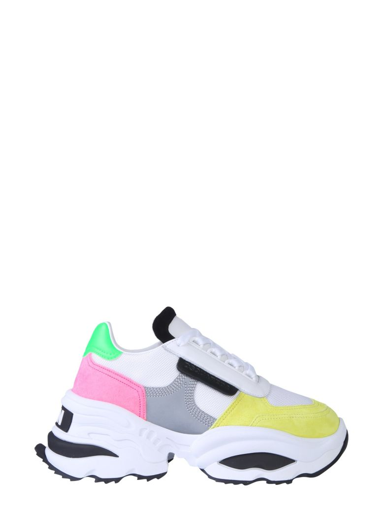 Dsquared2 The Giant Hike Bionic Sport Sneakers - MULTICOLOR