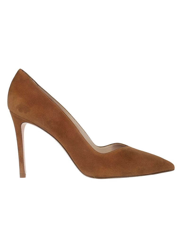 Stuart Weitzman Anny Pumps - Brown