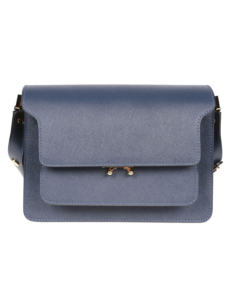 Marni Mini Trunk Shoulder Bag - Basic