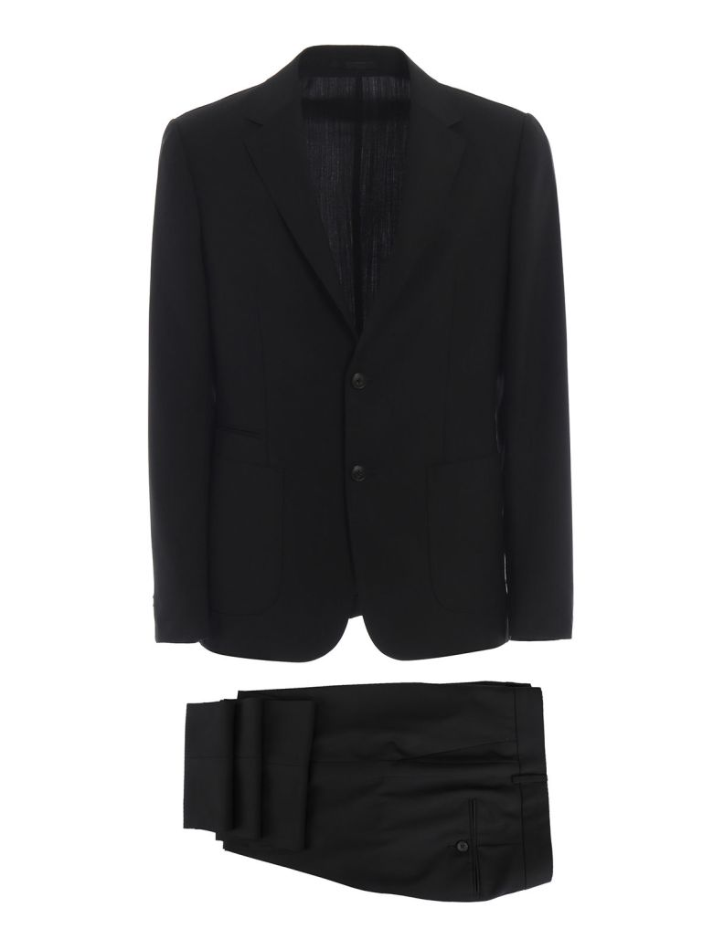 Z Zegna Ermenegildo Zegna Tailored Suit - Basic