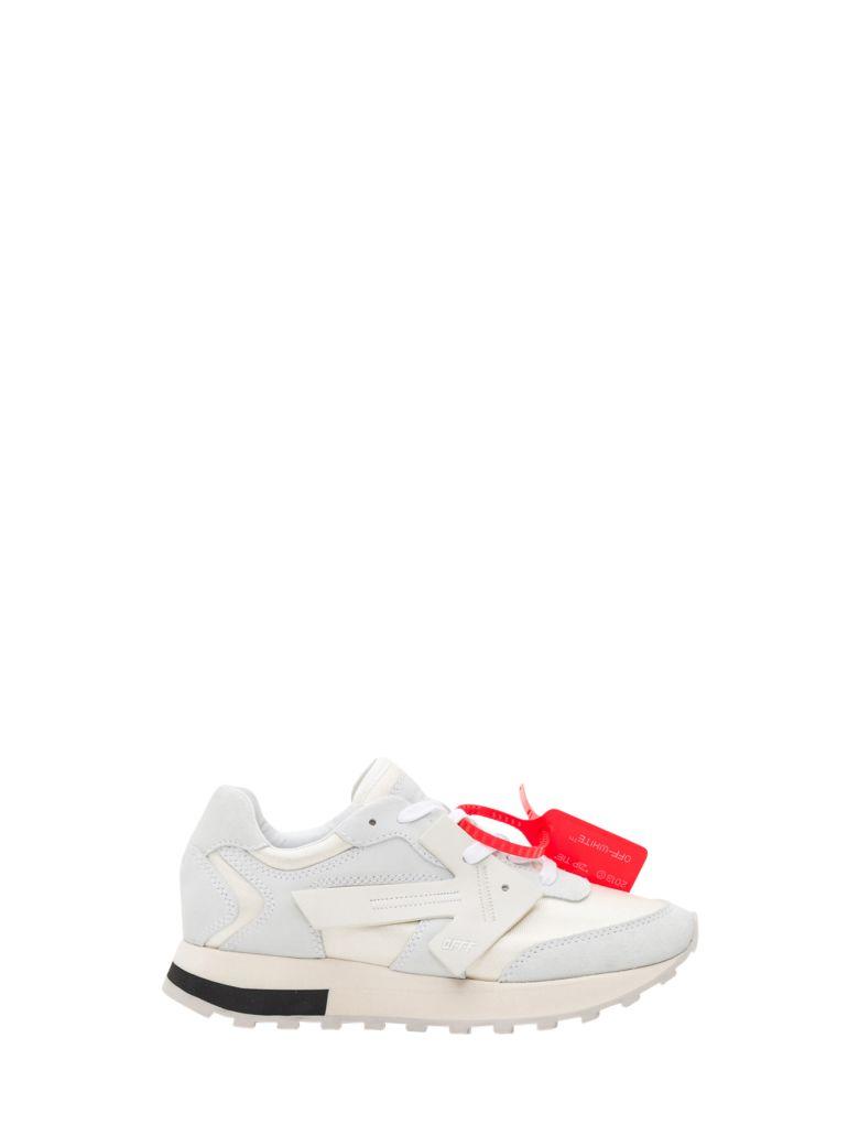 Off-White Runner Sneakers - White