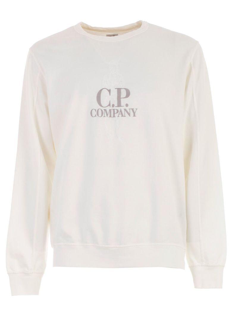 C.P. Company Logo Print Sweatshirt - Basic