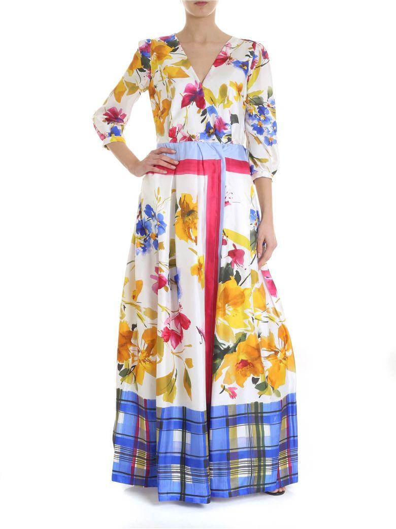 Sara Roka - Dress - Fantasia colors