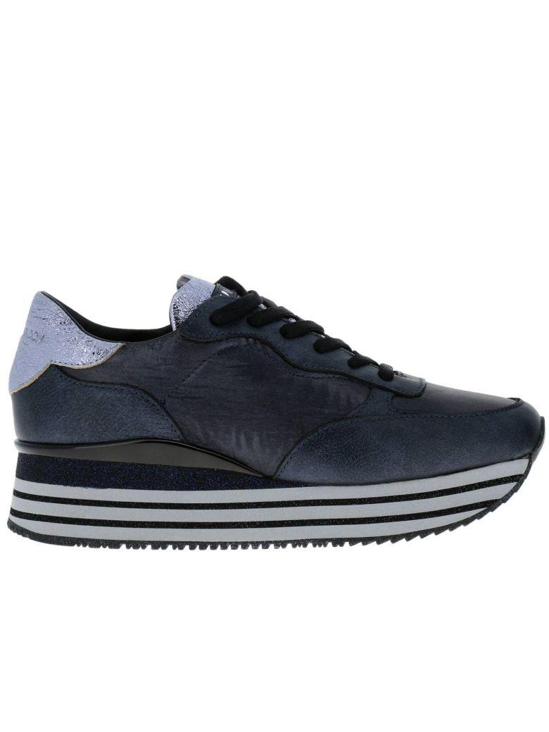 Crime london Sneakers Shoes Women Crime London - blue