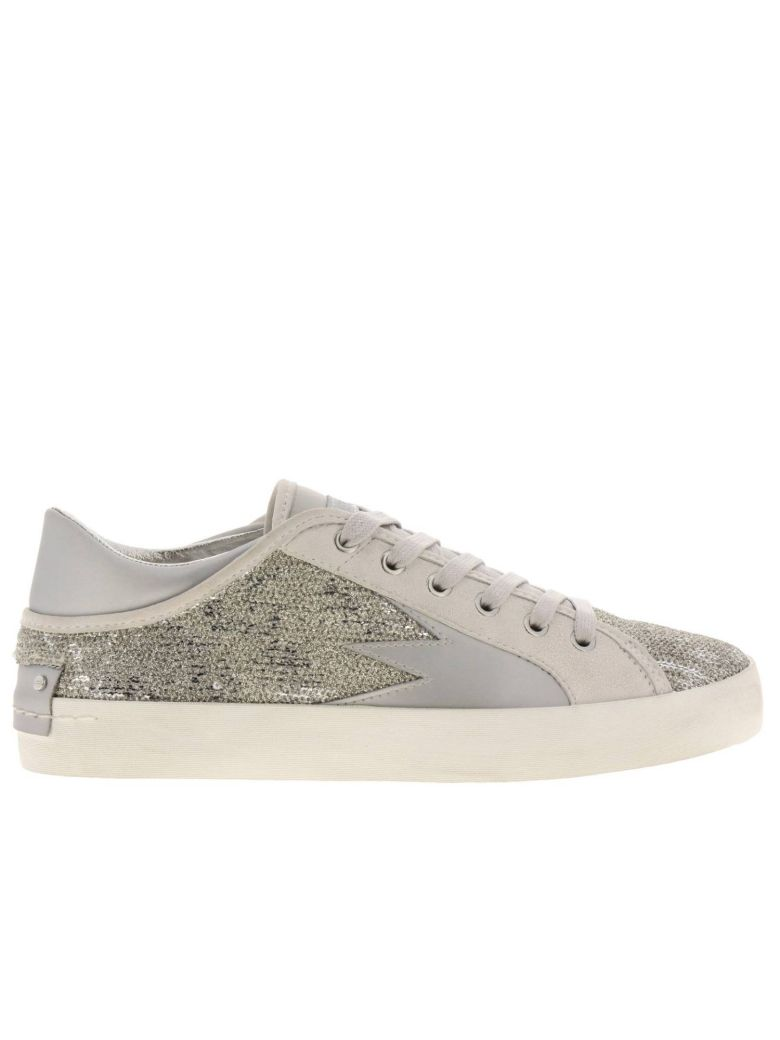 Crime london Sneakers Shoes Women Crime London - silver