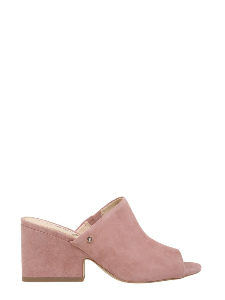 Sam Edelman Rheta Mules Sandals - Pink