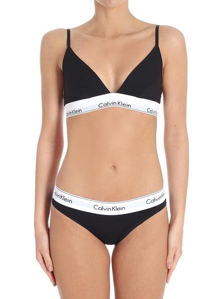 Calvin Klein Logo Bikini - Basic