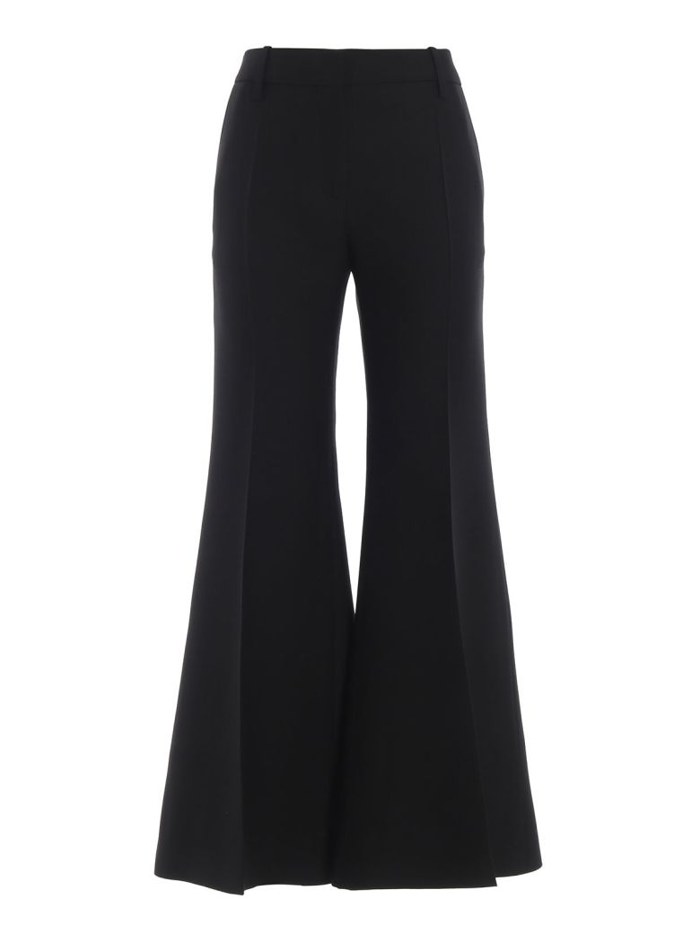 Valentino High Waisted Trousers - Basic