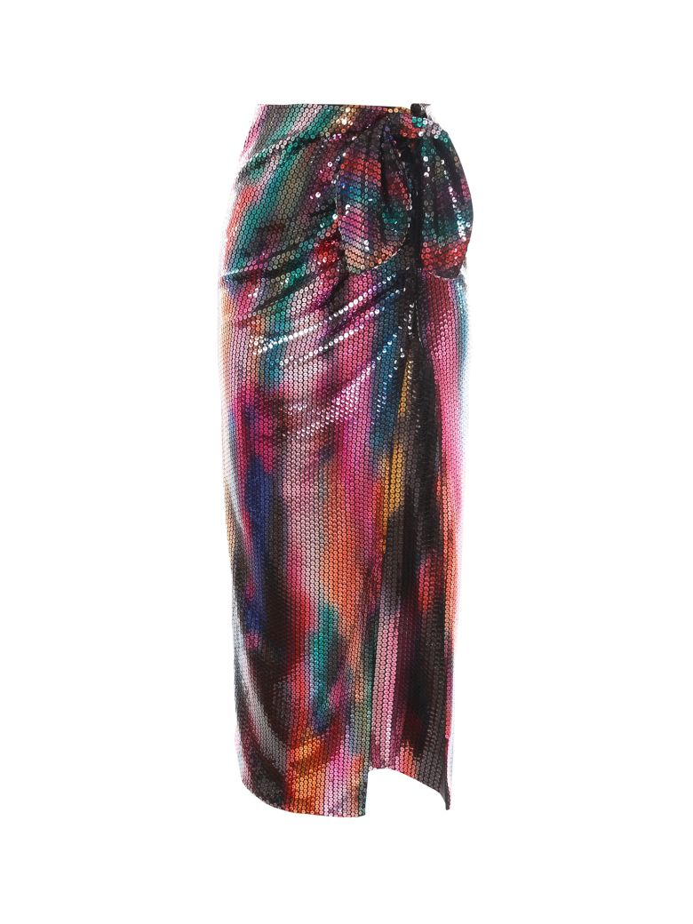 The Attico Skirt - Multicolor